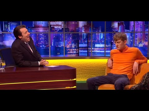 James Acaster on The Jonathan Ross Show - Series 14 Episode 2