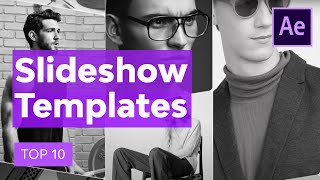 Top 10 Slideshow Templates for After Effects