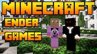 Minecraft Ender Games mit DebitorLP  ZWEI PROGAMER