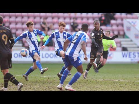 Wigan Milton Keynes Goals And Highlights