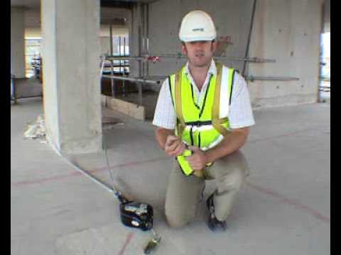 Fall Protection  Inertia Reels  fall arrest blocks and how to use them when working at height