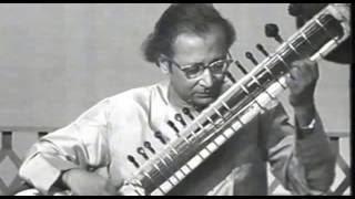 pt nikhil banerjee raga ahir bhairab 2 tabla pt swapan choudhurykolkata 1976