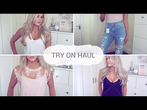Spring Clothing Try On Haul | River Island Haul | Chloe Boucher