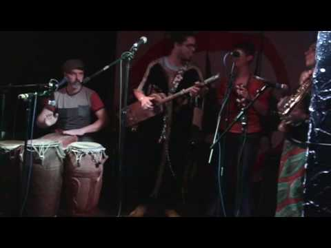 Omar Afif's Gnawa Trance Fusion  - Journey through the desert
