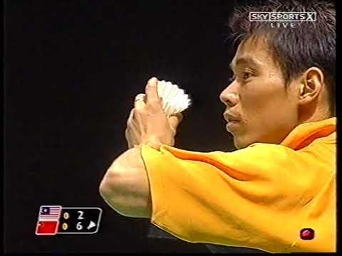 Xia Vs Wong 2003 Badminton World Championship Final Mens Singles