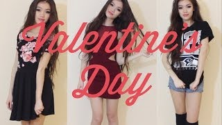 Valentine's Day Outfit Ideas Thumbnail