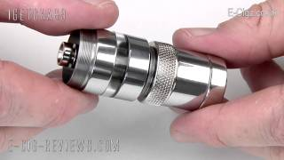 REVIEW OF THE UFS (FEEDING SYSTEM FOR THE GGTS ELECTRONIC CIGARETTE)