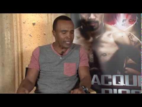 Sugar Ray Leonard on Olympic Boxing, Andre Ward & Pacquiao vs Mayweather
