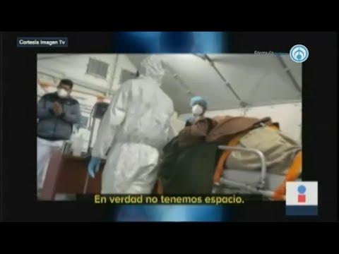 Mientras Edomex niega saturación, pacientes COVID son rechazados en hospitales