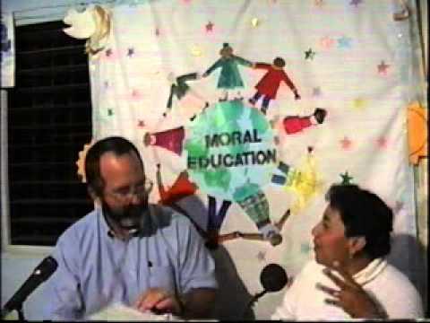 1997 San Ignacio, Belize TV program - Baha'i phone in talk show