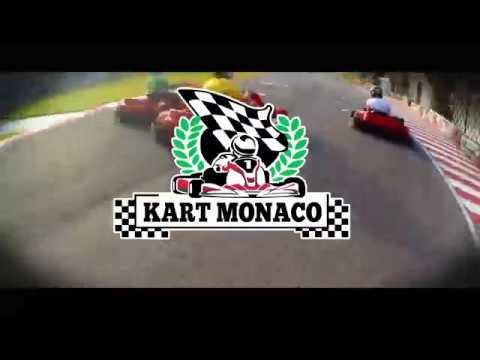 Conheça o Kart Mônaco