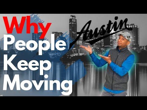 Moving To Austin Texas 2020