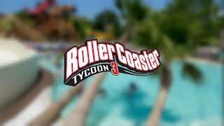 ARCHITECTE EXTÉRIEUR ! (Roller Coaster Tycoon 3 FR S02) #8