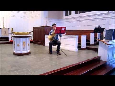 Brevard Music Institute Audition #1