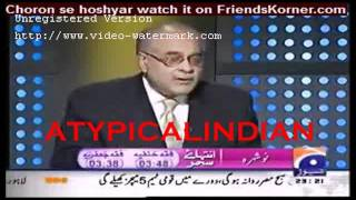 Pakistan lost ALL 4 wars against India : Mr. Najam Sethi
