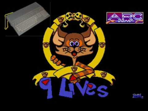 Nine Lives - Atari ST / Amiga Music Comparison