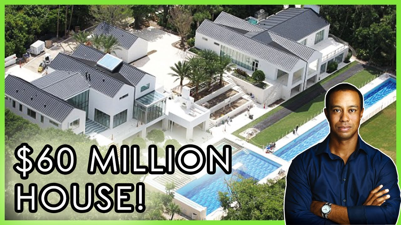 Tiger woods house tour della casa da 60 million di Images of tiger woods house