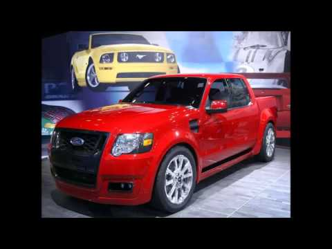 2006 Ford Svt Explorer Sport Trac Adrenalin Youtube
