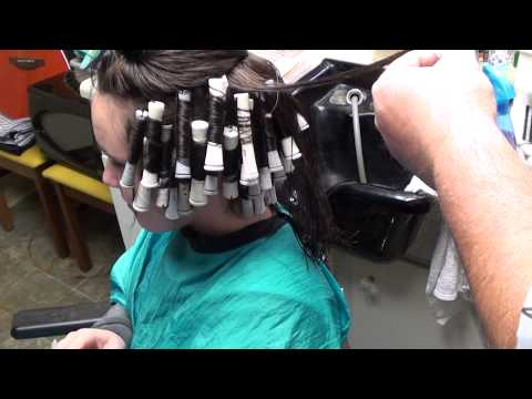 Spiral Perm Correct Way Fast Easy How To Video !!!