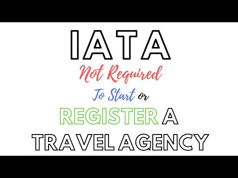 HOW TO START A TRAVEL AGENCY | AIR TICKETING BY AMADEUS GALILEO | Iata Recognition | IATA COURSES