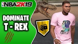 This Build Is DOMINANT With T-Rex Arms | NBA 2K19 Best Build