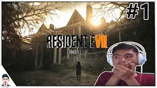 TIDAK MENAKUTKAN !! [ Resident evil 7 biohazard #1]