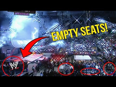 5 LARGEST & LOWEST WWE Non-Wrestlemania PPV's Ever Recorded! thumbnail