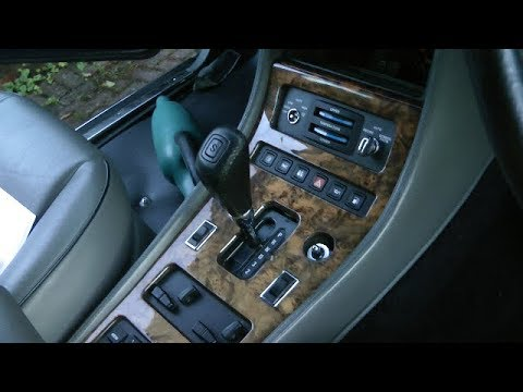 removing the centre console switches radio in a bentley turbo r rh youtube com bentley turbo r fuse box Bentley Continental GT