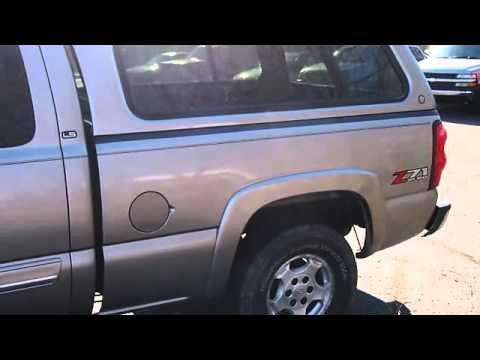 2003 Chevrolet Silverado 1500 Albion Motors Big Lot