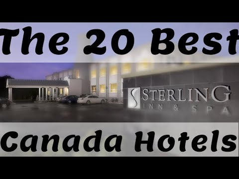 The 20 Best Canada Hotels - Where To Stay In Canada 2019