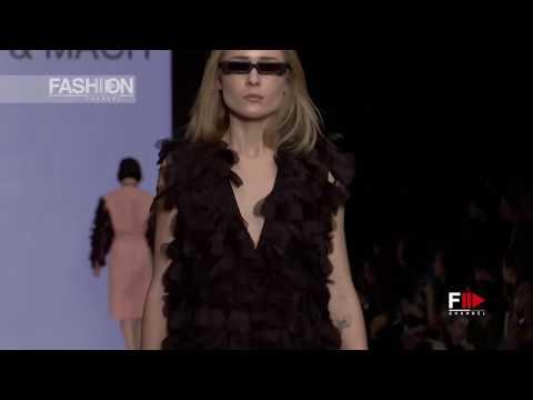 MACH & MACH Moscow FW 2017 2018 - Fashion Channel
