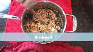 Easy Bird Suet Recipe Intelligent Domestications