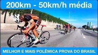 Rachão do Milão, A Melhor e Mais controversa Prova de Ciclismo do Brasil