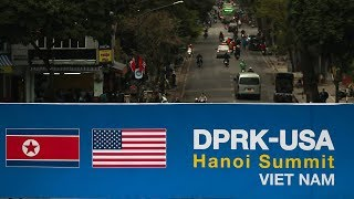 Kim Jong Un leaves Pyongyang for Hanoi