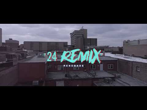 "RENEGADE - ""24 REMIX"" (Official Music Video) - 🎥AIRBORNFILMZ"