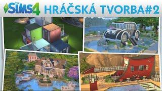 The Sims 4 | Galerie | Hráčská tvorba#2