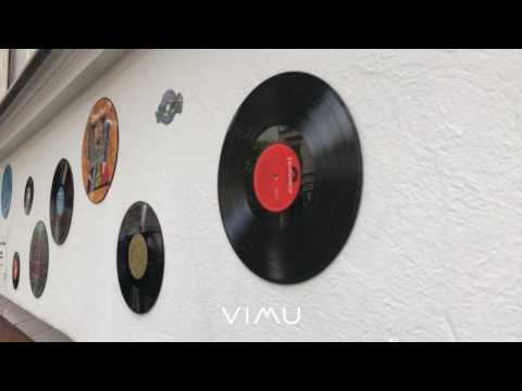 Sound of Music - Record Wall
