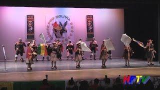La Danza del Pujllay - Srta. Pro Bolivia 2015