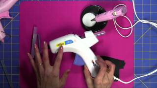 Part One - All About Glue Guns and the New Glue Gun Helpers