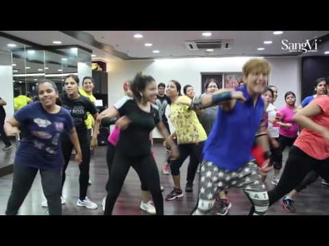 SangVi Zumba Classes –  Moivendo Caderas