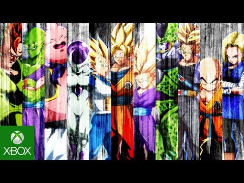 DRAGON BALL FighterZ - Gamescom Trailer