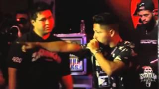 Elik vs Rc - Octavos - Red Bull Batalla de los Gallos México 2015 - Final Nacional (Oficial)