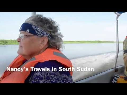 Traveling in South Sudan