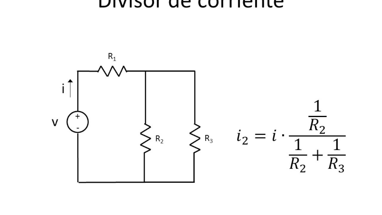 analisis de circuitos electricos en ingenieria leyes de tension y de corriente ejemplo 1