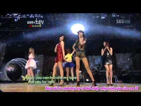 *Vietsub* Wanna Be (Spice Girls) - SNSD Sooyoung,Sunny,Tiffany,Jessica,Seohyun