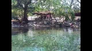 Los manantiales de Zacualpan en Comala colima