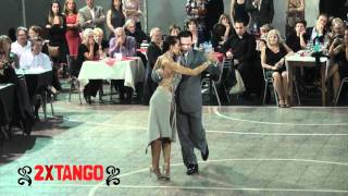 Fabian Peralta & Lorena Ermocida Tango Invierno en Sunderland Club Abril 2011