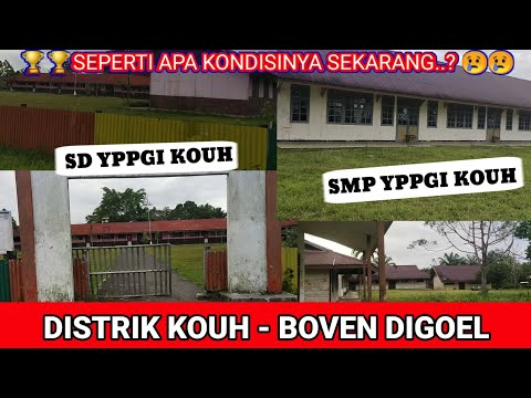 SMP YPPGI KOUH-BOVEN DIGOEL