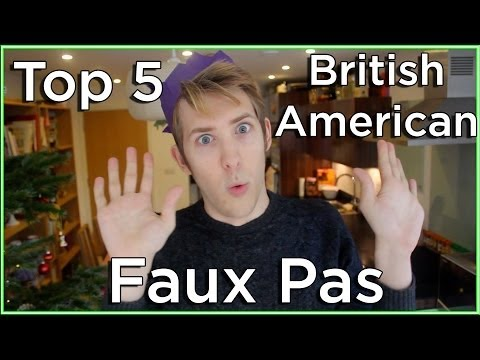 Top 5 Mistakes Americans Make in England! | Evan Edinger