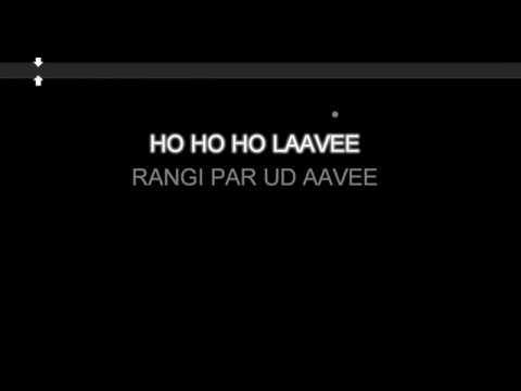 Shubhaarambh Karaoke | Kai Po Chhe | Sushant Singh|